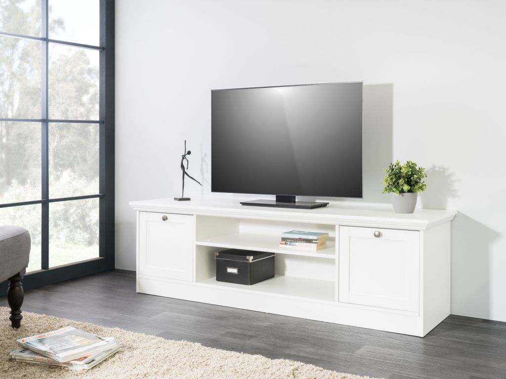 tv board landwood 17 wei sb m bel discount. Black Bedroom Furniture Sets. Home Design Ideas