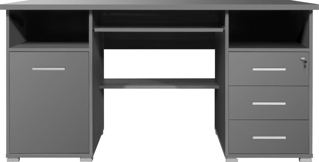 bureau lukas sb meubles discount. Black Bedroom Furniture Sets. Home Design Ideas