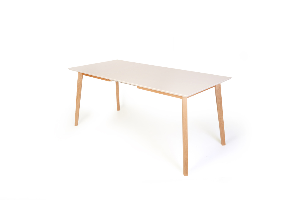X 1xl Table Extensible Vinko Cm Chêne Naturel 120 BlancSb 80 iXPukZ