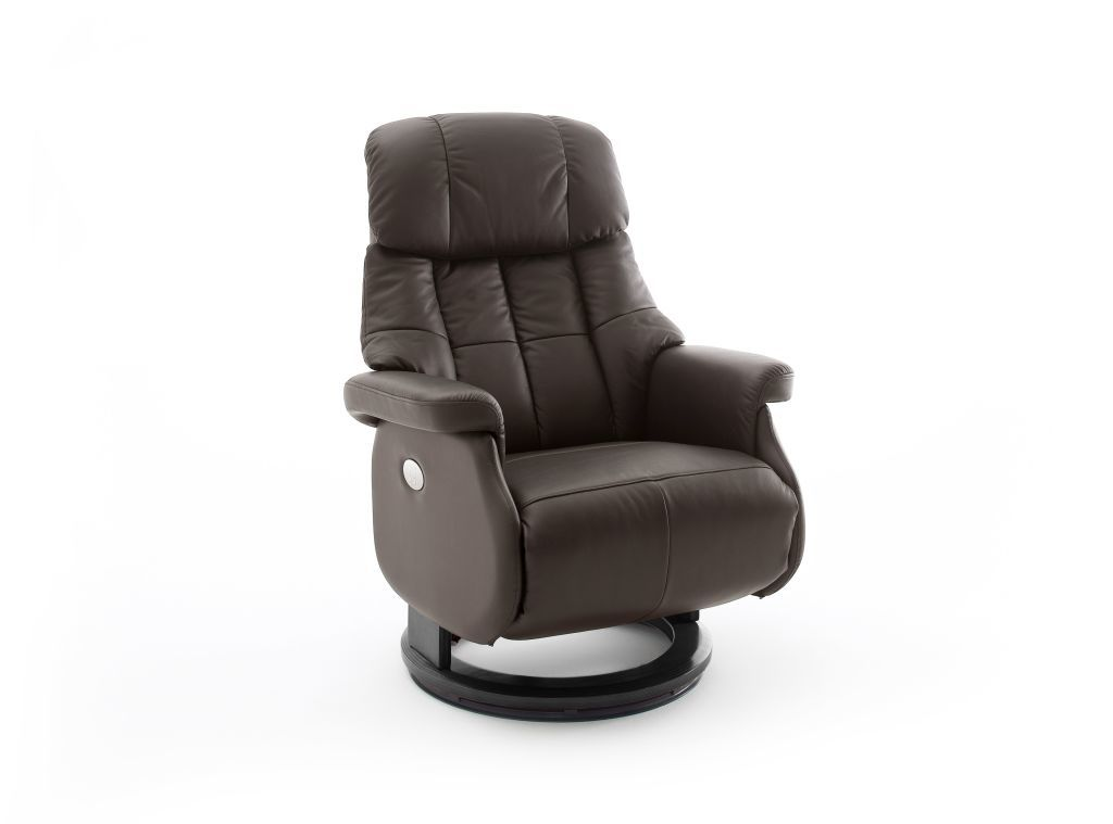 fauteuil relax calgary comfort xl ton marron noir sb meubles discount. Black Bedroom Furniture Sets. Home Design Ideas