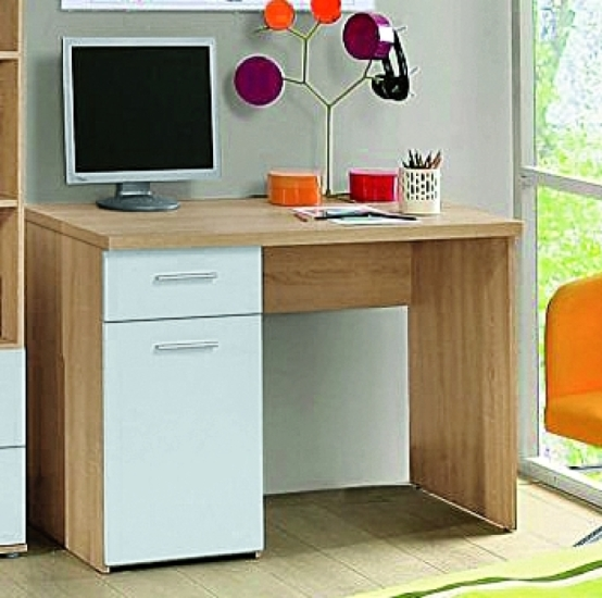 bureau winnie sb meubles discount. Black Bedroom Furniture Sets. Home Design Ideas