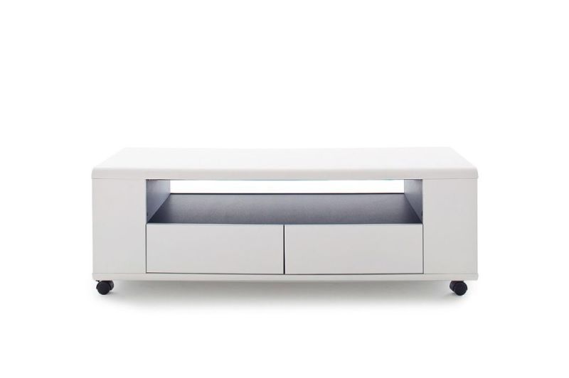 meuble tv chelsea ton blanc sb meubles discount. Black Bedroom Furniture Sets. Home Design Ideas